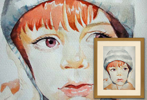 Watercolor-Boy-Portrait